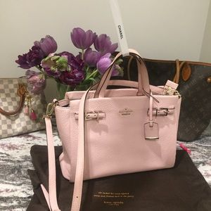 KATE SPADE | Authentic pebbled leather handbag